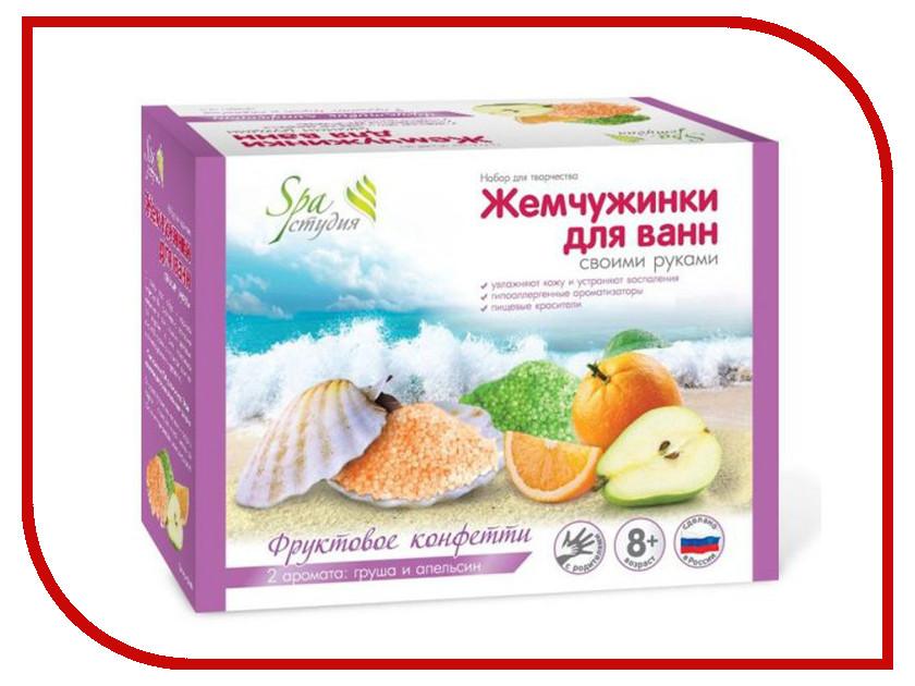 Набор Аромафабрика Жемчужинки для ванн Фруктовое конфетти С0810