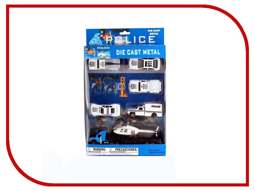 Игрушка Handers Полиция HAC1602-047<br>