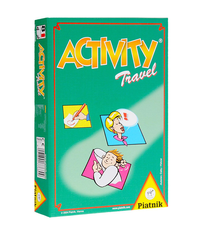 Настольная игра Piatnik Activity компактная версия 776809