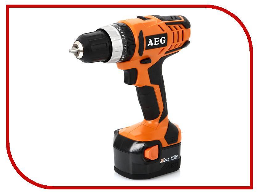 Электроинструмент AEG BS 12G2 NC-142CF 443769 aeg sbe 705 re отзывы