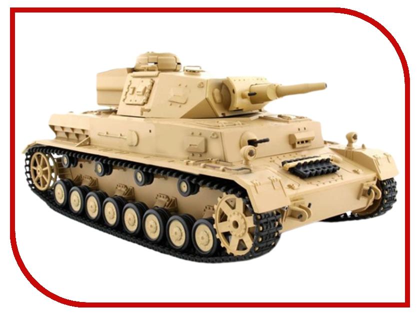 Радиоуправляемая игрушка Heng Long DAK Pz. Kpfw.IV Ausf. F-1 3858-1