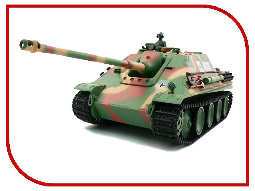 Радиоуправляемая игрушка Heng Long Jagdpanther 3869-1 радиоуправляемая игрушка heng long вездеход амфибия 2041