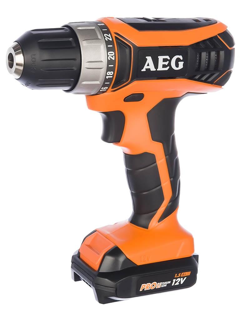 Электроинструмент AEG BS 12G3 Li-152C 451090
