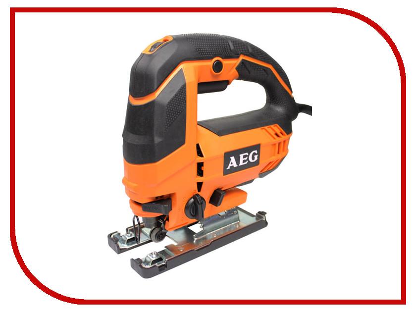 Лобзик AEG STEP 100X 451000