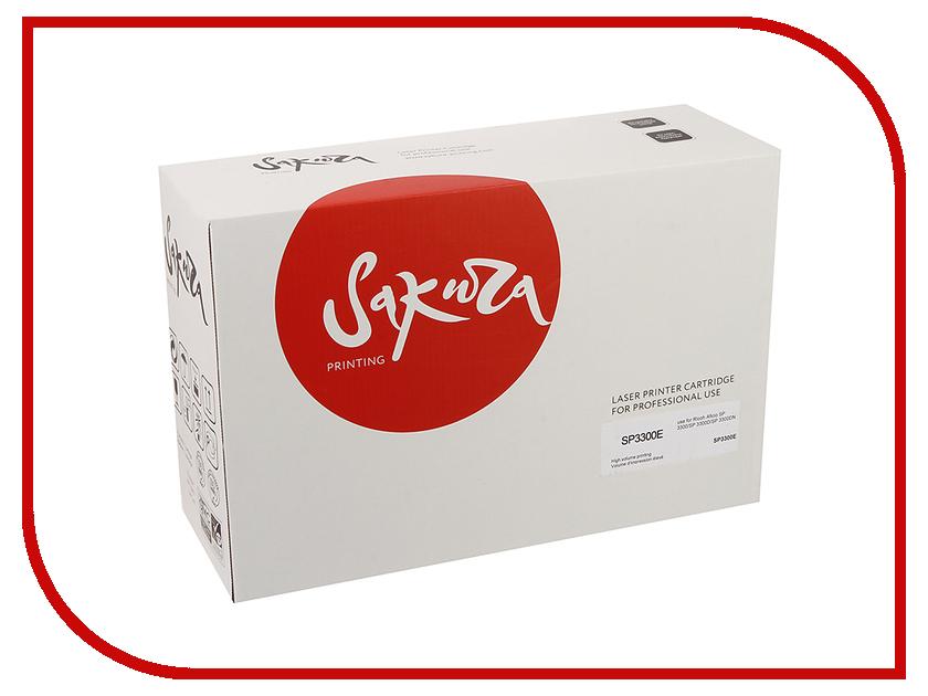 Картридж Sakura SASP3300E Black для Ricoh Aficio SP3300/SP3300D/SP3300DN 5000к ортопедическое изделие fosta f 6851 xs бандаж детский
