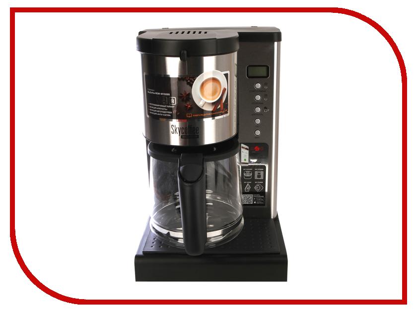 Кофеварка Redmond RCM-M1509S кофеварка redmond rcm 1505 s skycoffee