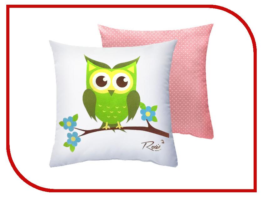 Подушка Roxie Сова Pink 36x36cm<br>