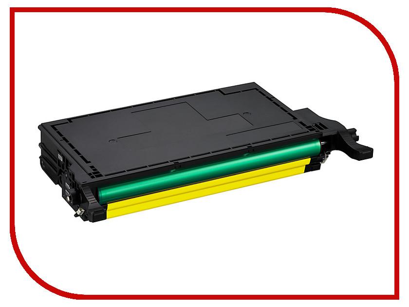 Картридж Samsung CLT-Y508L/SEE Yellow для CLP-670ND картридж samsung clt c504s see голубой
