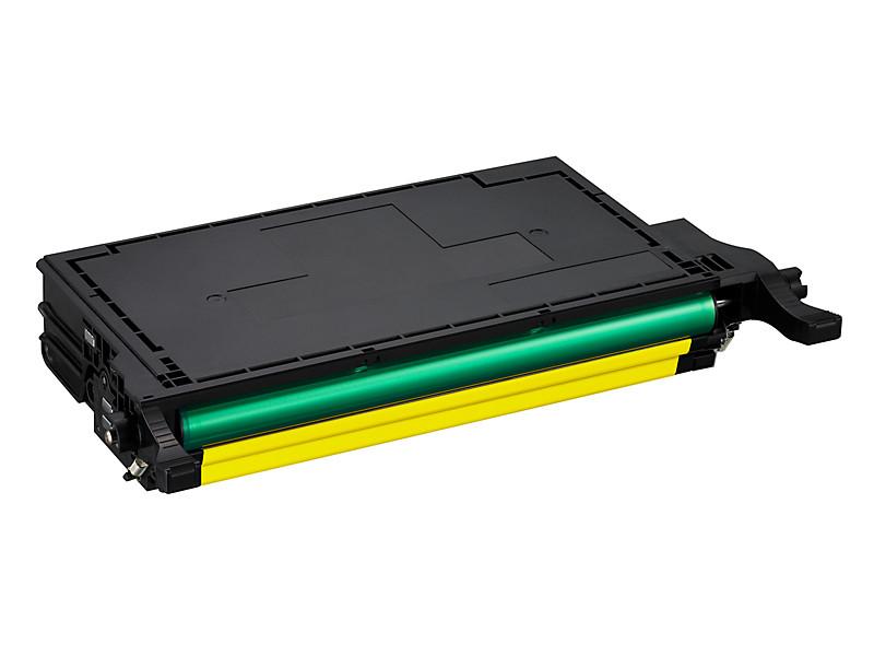 Картридж Samsung CLT-Y508L/SEE Yellow для CLP-670ND цены