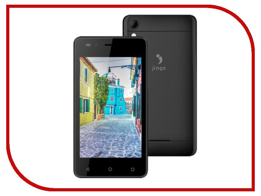 Сотовый телефон Jinga A400 Black