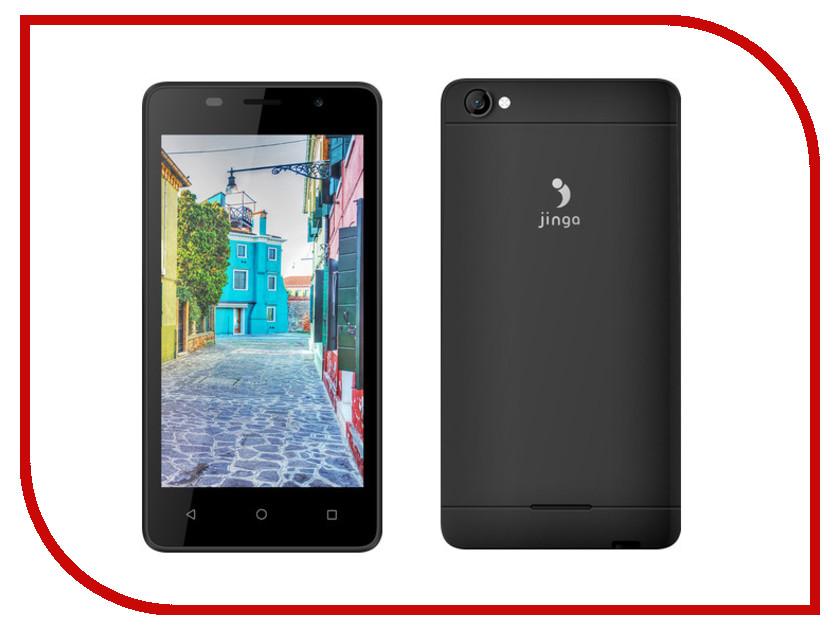 Сотовый телефон Jinga A450 Black
