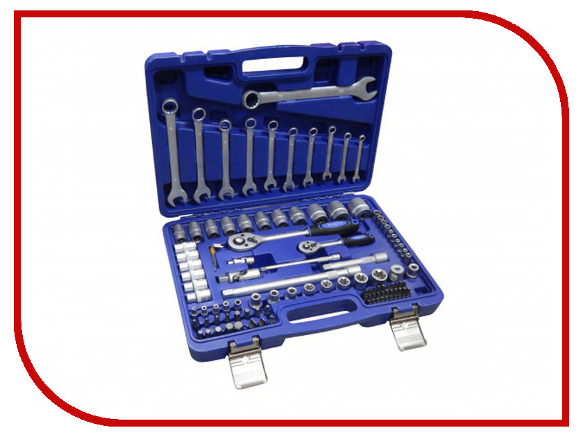 Набор инструмента KingTul KT100  набор инструмента kingtul kt186