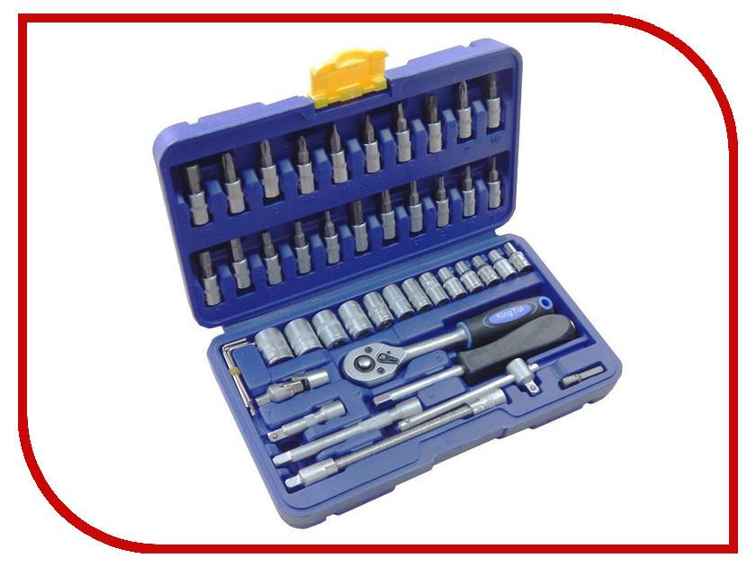 Набор инструмента KingTul KT46  набор инструмента kingtul kt186