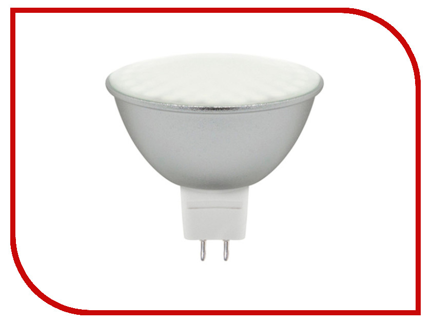 Лампочка TDM-Electric MR16 GU5.3 SMD 7W 220V 3000K SQ0340-0062<br>