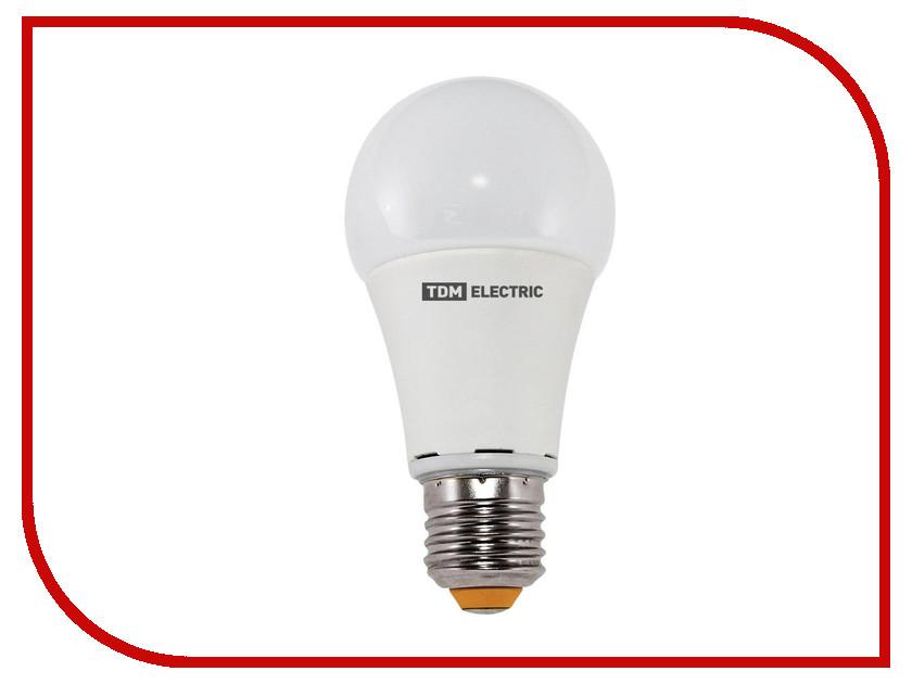 Лампочка TDM-Electric A60 E27 10W 220V 3000K SQ0340-0082