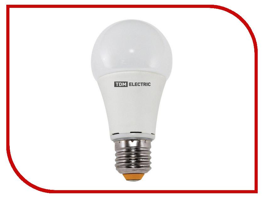 Лампочка TDM-Electric A60 E27 7W 220V 3000K SQ0340-0080<br>