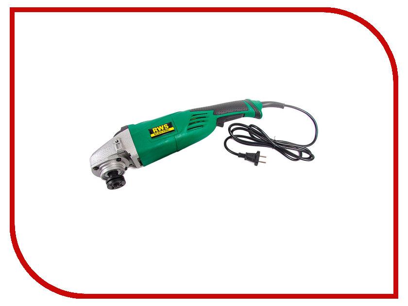 Шлифовальная машина RWS УШМ-150/1200 насадки для ушм ермак щетка металлическая для ушм
