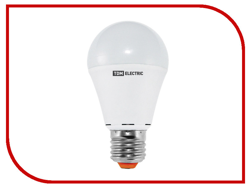 Лампочка TDM-Electric A60 E27 15W 220V 3000K SQ0340-0012 топор туристический truper 14951