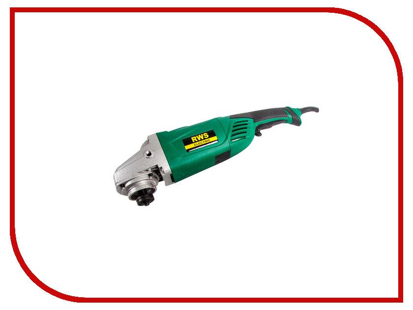 Шлифовальная машина RWS УШМ-230/2500 шлифовальная машина bosch gss 230 ave professional