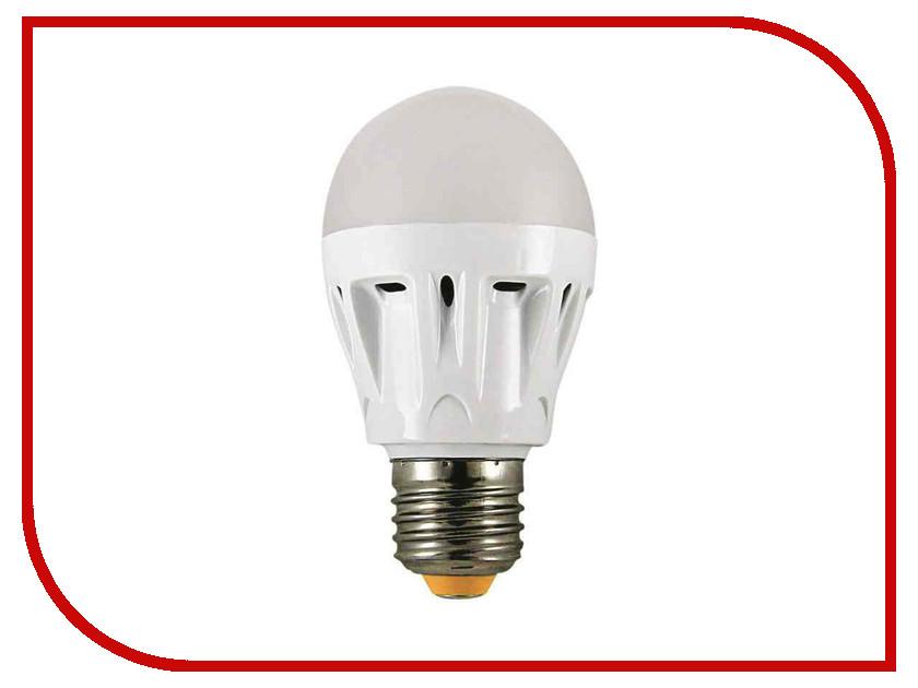 Лампочка TDM-Electric Народная LED A60 E27 7W 6000K (60x105) SQ0340-0104 лампочка lamper premium a60 e27 7w 3000k 570lm 220v 601 622