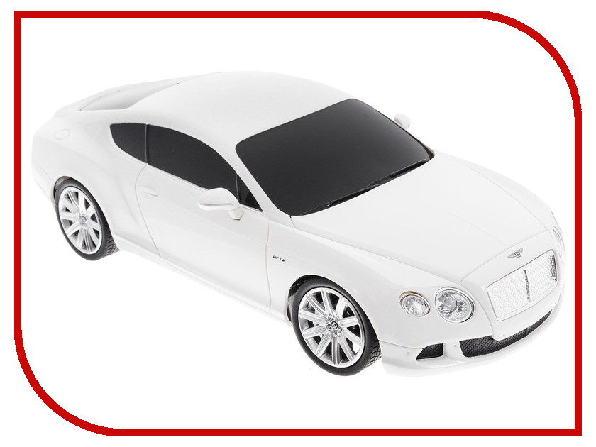 Игрушка Rastar Bentley Continental GT speed 1:24 48600
