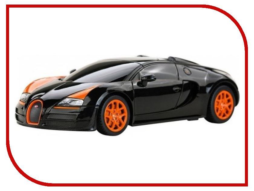 Радиоуправляемая игрушка Rastar Bugatti Grand Sport Vitesse 1:24 47000<br>