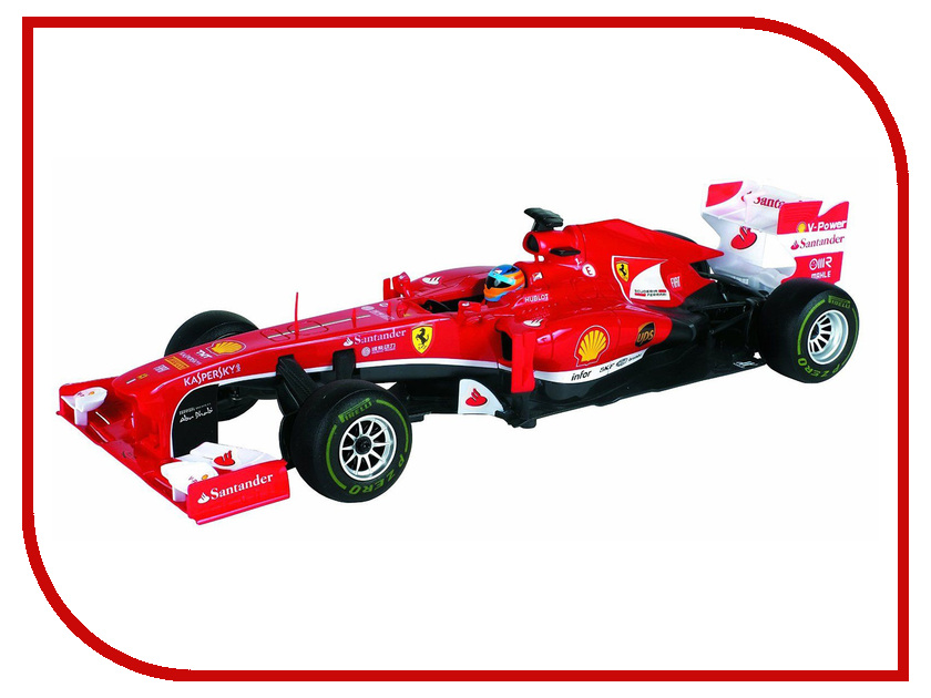 Радиоуправляемая игрушка Rastar Ferrari F1 1:18 53800