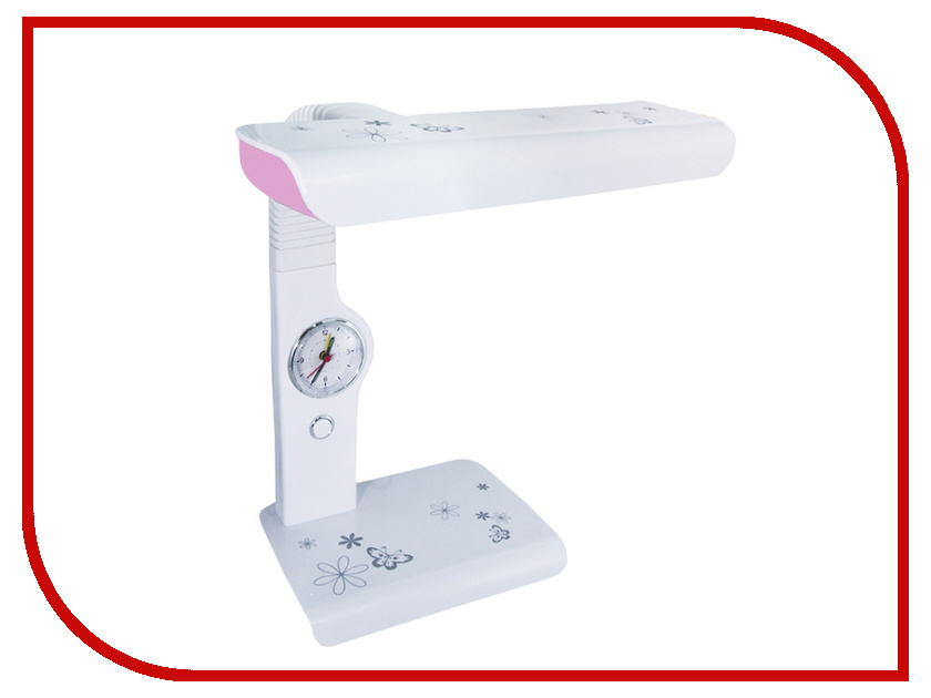 Лампа TDM-Electric Бабочка 220V 11W G23 Pink SQ0337-0038