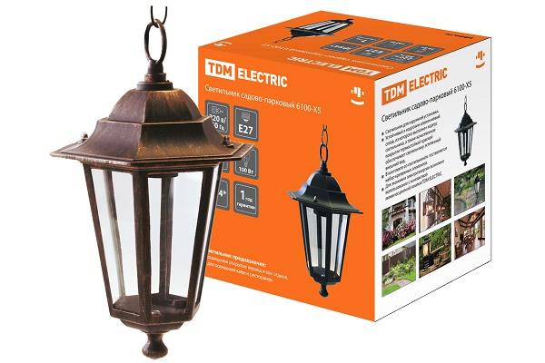 цена Светильник TDM-Electric 6100-15 SQ0330-0020 онлайн в 2017 году