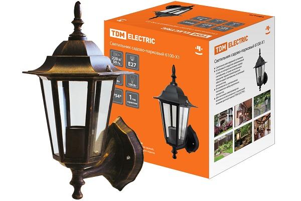 цена Светильник TDM-Electric 6100-11 SQ0330-0016 онлайн в 2017 году