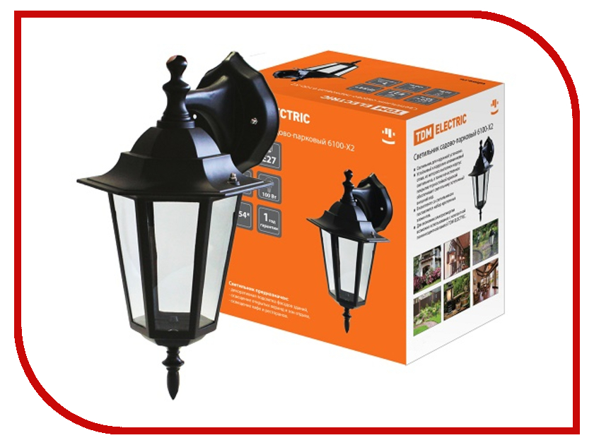 Светильник TDM-Electric 6100-02 SQ0330-0007