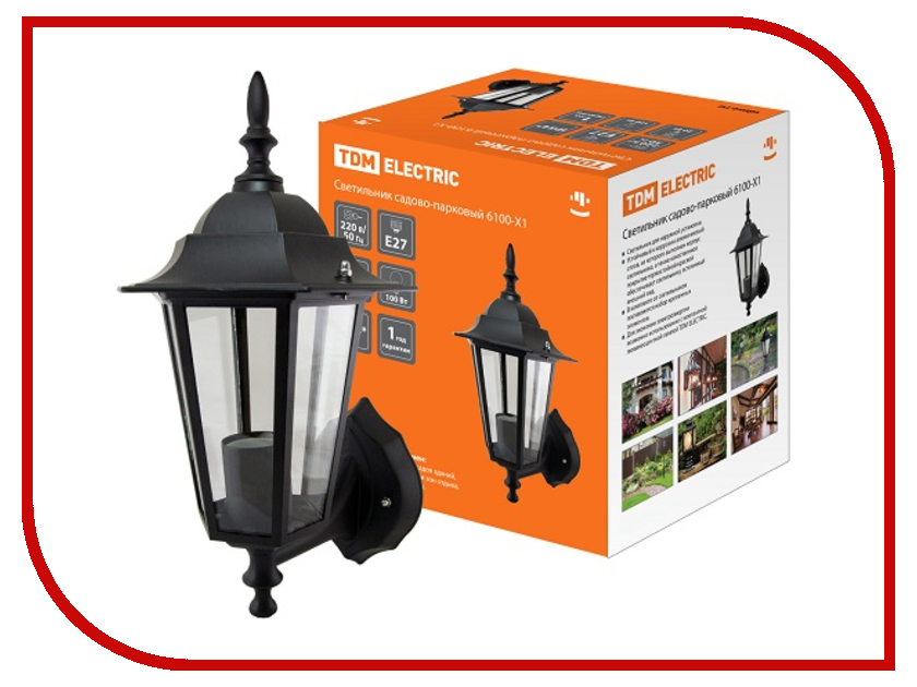 Светильник TDM-Electric 6100-01 SQ0330-0006 светильник tdm electric sq0358 0006 amber