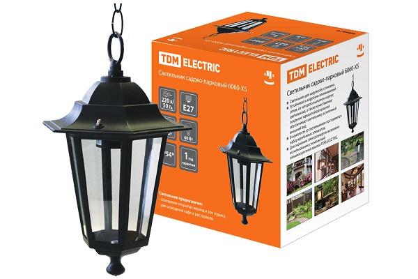 Светильник TDM-Electric 6060-05 SQ0330-0005