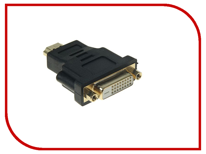 Аксессуар СИМА-ЛЕНД HDMI M - DVI F 1509744