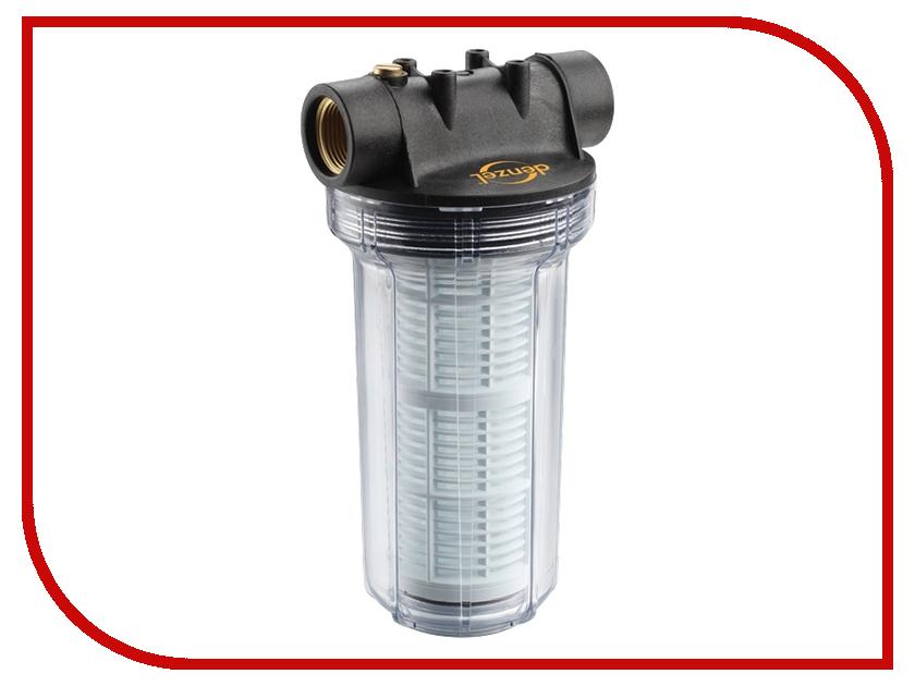 Фильтр для воды Denzel F2 97282 фильтр тонкой очистки denzel 97282