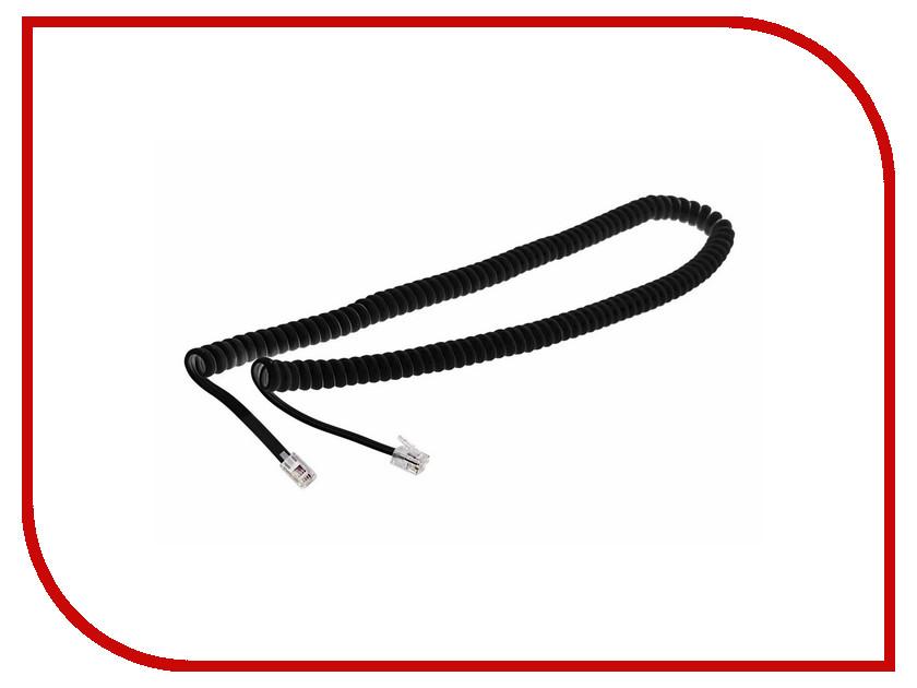Аксессуар Rexant RJ-10 4P4C 4m Black 18-2043