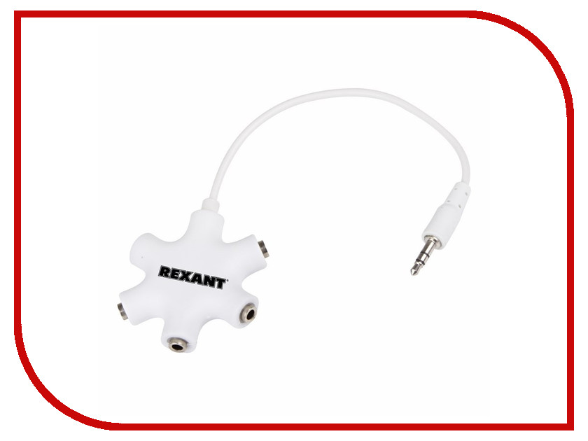 Аксессуар Rexant AUX 3.5mm - 3.5mm White 18-1108 ноутбук dell 15 3542 ins15c 1108 15cr 1108 4g 500g