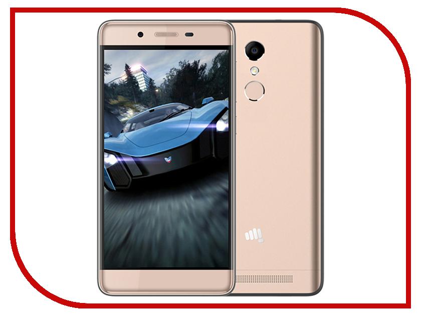 Сотовый телефон Micromax Q4260 Champagne micromax q4260 canvas juice a1 plus champagne
