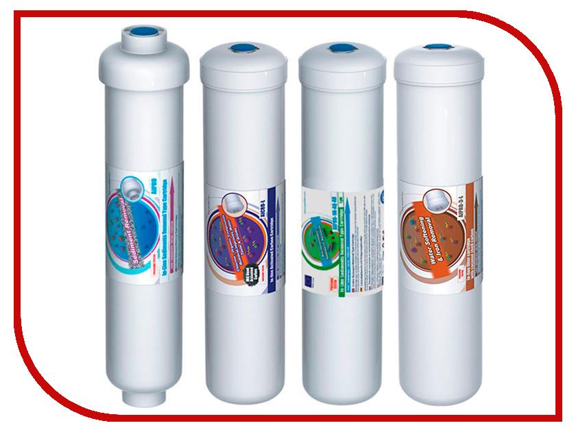 Комплект картриджей Aquafilter EXCITO-CLR-CRT lcd crt аксессуары lg led42 47 yp47lpbd yp47lpbl yp42lpbl