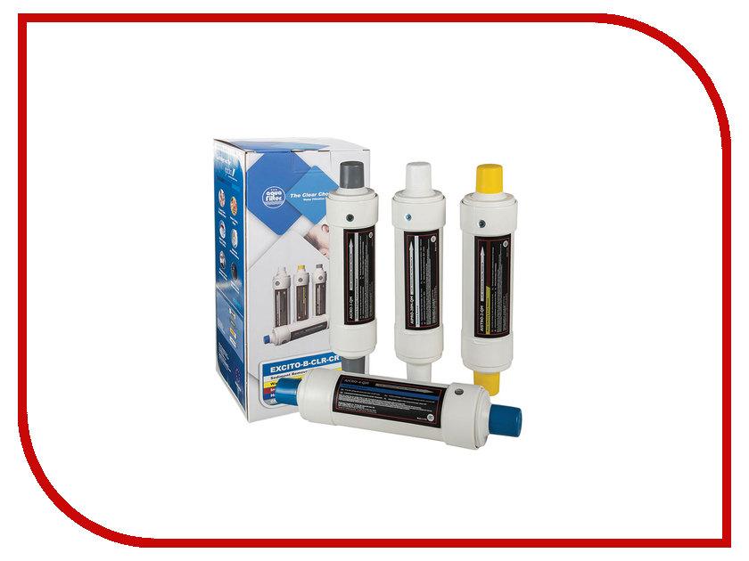 Комплект картриджей Aquafilter EXCITO-B-CLR-CRT lcd crt аксессуары b320 b325 m215hw03 v 1 m215hw01v b led