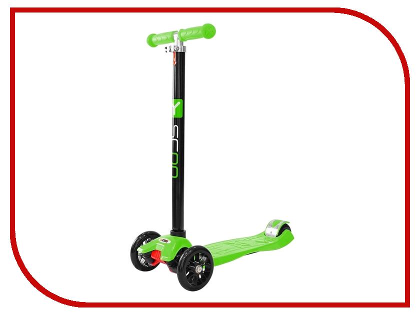 Самокат Y-SCOO maxi Simple A-20 Green