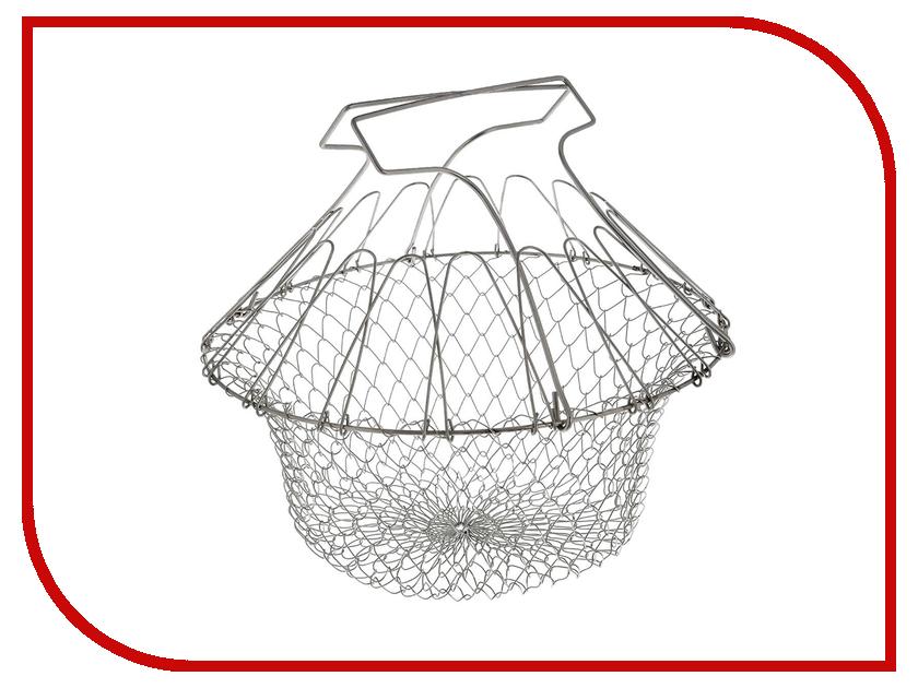 Дуршлаг Дуршлаг Bradex Шеф Баскет TK 0143 кухонная принадлежность bradex держатель чайных пакетиков и ложки кролик pink tk 0234