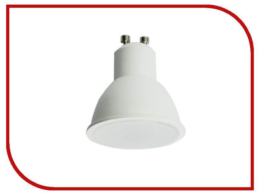 Лампочка Ecola Reflector LED 8W GU10 220V 2800K G1LW80ELC лампочка ecola mr16 led gu5 3 4 2w 220v 2800k прозрачное стекло m2tw42elc