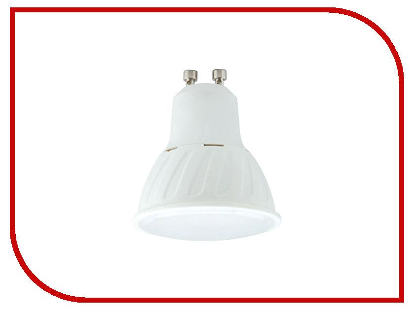 Лампочка Ecola Reflector LED 10W GU10 220V 2800K G1LW10ELC лампочка ecola mr16 led gu5 3 4 2w 220v 2800k прозрачное стекло m2tw42elc