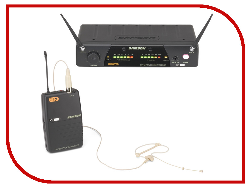 Радиосистема Samson Concert 77 SE10TX E3
