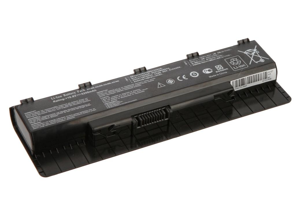 Аккумулятор Tempo N56H 10.8V 5200mAh для ASUS N46/N56 Series
