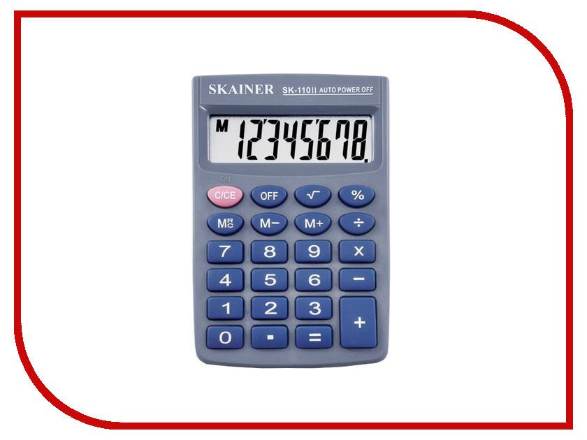 Калькулятор Skainer SK-110II калькулятор skainer sk 110ii