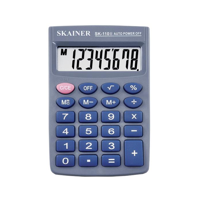 Калькулятор Skainer SK-110II