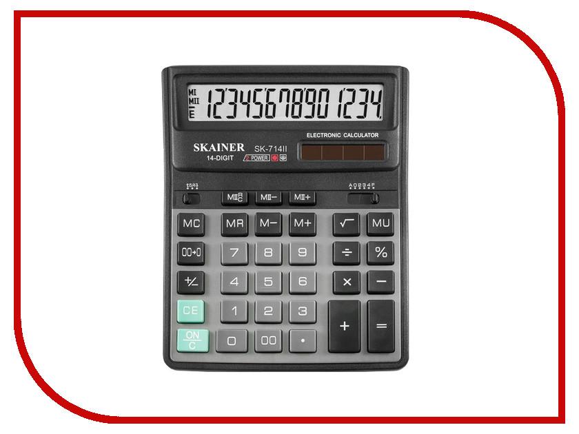 Калькулятор Skainer SK-714II калькулятор skainer sk 110ii