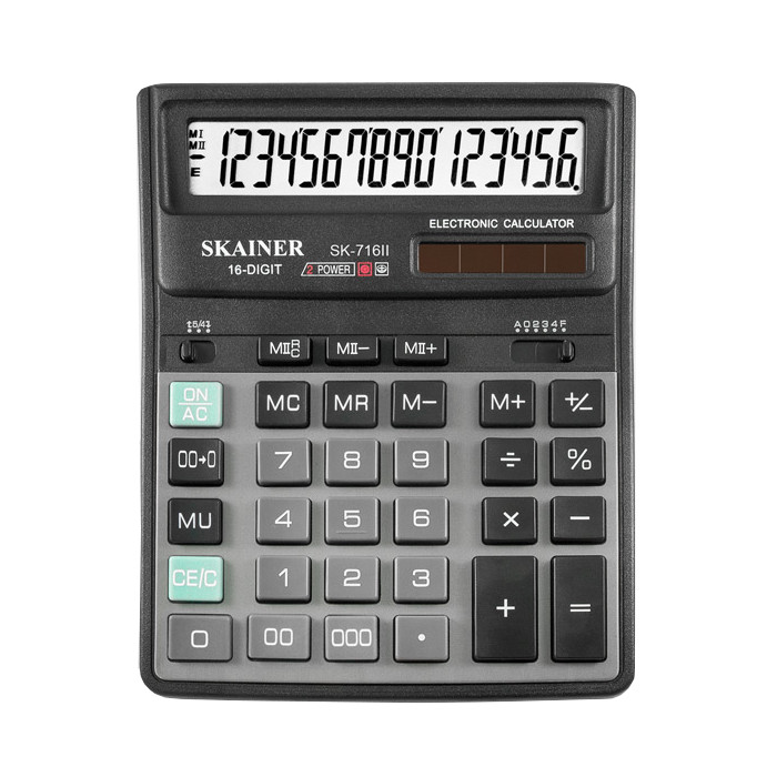 Калькулятор Skainer SK-716II
